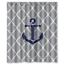 Best Anchor Shower Curtains Beachfront Decor