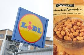 radio cuisine lidl lidl recall packets of peanuts because labels fail to mention they