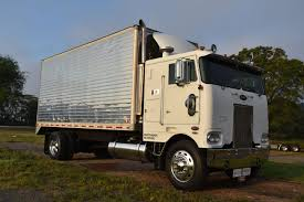 100 Ecm Trucking Cabover Engine Trucks COE Trucks Peterbilt Trucks