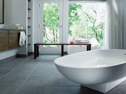 bathroom vinyl tile vs ceramic tile