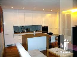 spots cuisine spot eclairage cuisine cool spots led blanc omlopp dissimuls dans