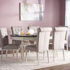 100 Dress Up Dining Room Chairs Rosecliff Heights Lattimore 7 Piece Set Reviews Wayfair