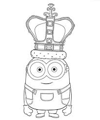 Coloriage Minion A Imprimer 19 Kids ColoringColoring BooksColouringMinion