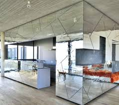 12x12 Mirror Tiles Beveled by Large Mirror Tiles For Walls Destin Glass Mirrored Walls 5 Mirror
