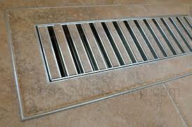 chameleon tile and floor vent registers
