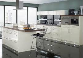 Modern Styled Kitchen Cabinet Design
