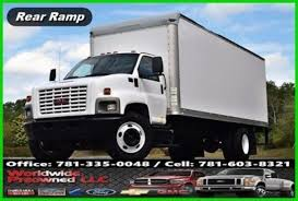 Gmc Topkick C7500 Van Trucks / Box Trucks For Sale ▷ Used Trucks On ... Box Trucks Flips On Side Ramp From I540 To I40 Abc11com Schedule A Body Shop Appoiment Ip Truck Fort Worth Texas How To Use Moving Ramp Insider Ben Parker Twitter The Box Truck That Tipped Over Photos Ramps Caltrans District 7 Kern Co Lebec Nb I5 Before The 2019 New Hino 338 Deratednoncdl 26ft Reefer With Lift Gate Isuzu Options Circle Budget Rental Atech Automotive Co 1995 Ford Econoline E350 Item F7430 Sold Augu Ce Hydraulic For Forklift Stationary Dock