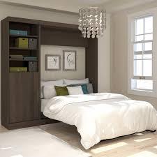 Bestar Wall Beds by Wallbeds Modern Birch Murphy Bed Reviews Wayfair Loversiq