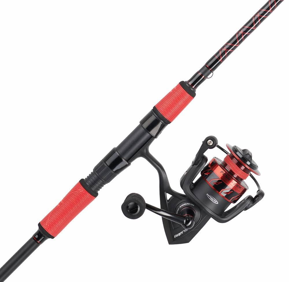 Penn Fierce III Le Spinning Combo - FRCIII3000LE701ML