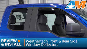 2015-2017 Ford F-150 Weathertech Front & Rear Side Window Deflectors ... 1950 Ford Truck Vent Window For Modern Blacked Out 2017 F150 With Grille Guard Topperking Headache Rack 092017 Dodge Ram 1500 Egr Inchannel Rain Guards 572751 Amazoncom 2015 Silverado Double Cab Visors Wind Deflectors Real Carbon Fiber Side F234550 4door 199311 Ranger Front In Jsp 2180 Sportage Deflector Fits Kia Splash Gatorback By Hdware Rear Pair Drw Wblack Ladder Rack The Toyota Hilux 2016 Onwards 4x4 Accsories Tyres Product Categories Troy Products