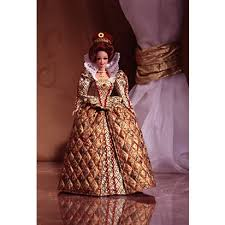 Elizabethan Queen Barbie Doll 12792 Barbie Signature