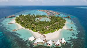 100 W Retreat And Spa Maldives Maldives 5Star Luxury Resort Hotel