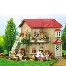 la maison du jouet sylvanian grande maison tradition sylvanian families king jouet