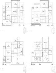100 House Na NA Sou Fujimoto Architects Mooponto