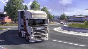 Now Playing: Euro Truck Simulator 2