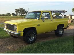 1985 Chevrolet Blazer For Sale | ClassicCars.com | CC-920627