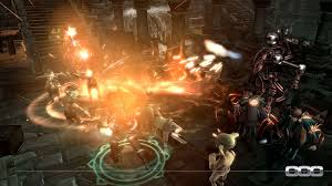 dungeon siege 3 ps3 dungeon siege iii review for playstation 3 ps3 code central