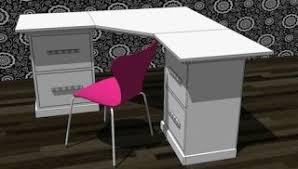 build an 800 corner desk for less than 50