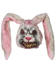 The Purge Halloween Mask Ebay by Bunny Mask Dolls Kill Black Rabbit Mask From Octopus