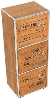 pureday miavilla schrank new york industrial loft style