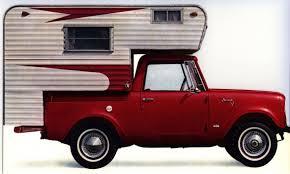Pickup Offroad 4x4 Custom Truck Camper Camping Motorhome Wallpaper ...