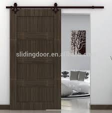 Interior Wooden Doors Design Sliding Barn Door Hardware In China