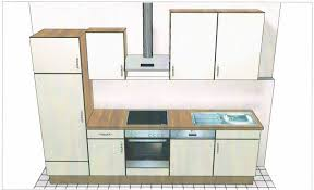 standard küchenzeile 2 90m in l küche umwandeln