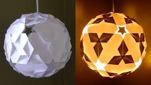 DIY Paper Lantern Star Ball
