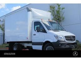 100 Mercedes Box Truck 2017 MERCEDESBENZ SPRINTER 3500 Stockton CA 5001320342