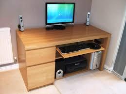 Walker Edison 3 Piece Contemporary Desk by Best Ikea Computer Desk Designs U2014 Home U0026 Decor Ikea