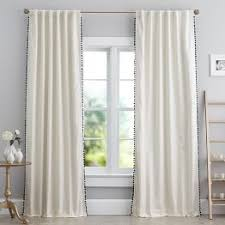 Gray Ruffle Blackout Curtains by All Curtains U0026 Window Coverings Pbteen