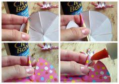 Tutorial How To Make A Paper Spike Bow You Could Cool Halloween With This Technique