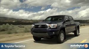 Top 10 Trucks Video Review - Autobytel's Best Pickup Trucks In ...