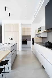 100 Home Design Magazine Australia Monochrome Marble Contemporary Kitchen Goals Beautiful