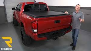 Truxedo Bed Cover by How To Install Truxedo Lo Pro Qt Tonneau Cover On A Toyota Tacoma