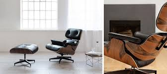 Eames Sofa Compact Replica by Eames Lounge Chair Replica Barcelona Designs Premium Reproduction