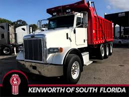 100 Peterbilt Tri Axle Dump Trucks For Sale 2007 PETERBILT 357 T Lauderdale FL 5005019669