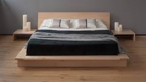 Stunning Japanese Platform Bed with Bed Frames Japanese Platform