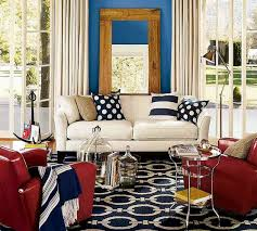 Contemporary Uses for Red White and Blue Home Stories A to Z