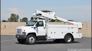 100 Bucket Truck For Sale By Owner 2007 Chevrolet C7500 Altec TA41M For Sale YouTube