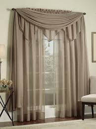 reverie semi sheer curtains gray reverie 60 wx 63 l sheer rod