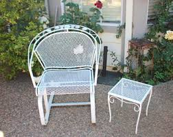 Vintage Woodard Patio Chairs by Etsy Your Place To Buy And Sell All Things Handmade