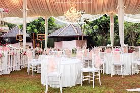 Secret Garden Wedding At Pondok Indah Lestari