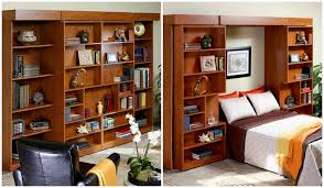Decorating Bookshelves Without Books by 10 Great Space Saving Beds Living In A Shoebox