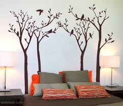 Wall Painting Bedroom 14