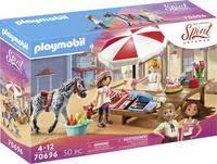 playmobil 70696 spirit miradero süßigkeitenstand