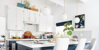 Advance Designing Ideas For Kitchen Interiors 14 Ideas For Decorating Space Above Kitchen Cabinets How