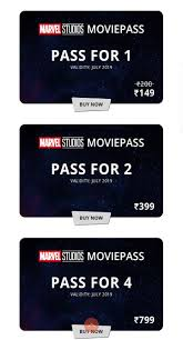 Buy Marvel Moviepass And Watch Both The Marvel Movies At ... Gypsy Warrior Promo Code Ccs Discount Coupon Moviepass Alternatives Three Services To Try After You Exhale Fans Robbins Table Tennis Coupons Lyft New Orleans Ebay 5 2019 Paytm Movie Pass Couple Paytmcom Buy Marvel Moviepass And Watch Both The Marvel Movies At Costco Deal Offers Fandor For A Year Money Ceo Why We Bought Moviefone Railway Booking Myevent Tuchuzy Fuel System Service Peranis Gillette Fusion Here Printable