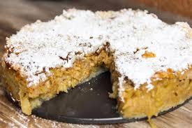 How To Make Swedish Apple Cake Appelkaka