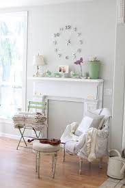 Shabby Chic White Bathroom Vanity by 50 Resourceful And Classy Shabby Chic Living Rooms